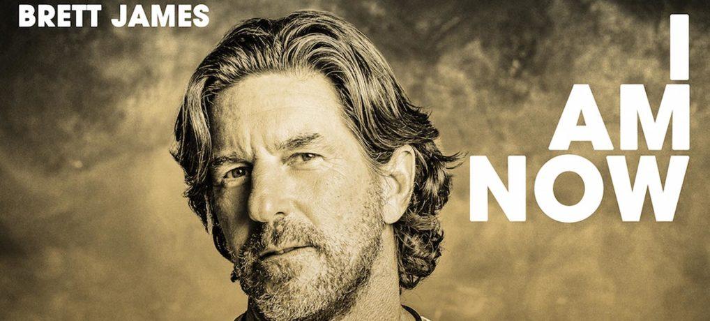 Brett James – I am Now (EP)