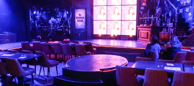 The Bourbon Room / Rock of Ages Hollywood