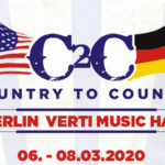 Country 2 Country 2020 in Berlin - A Preview