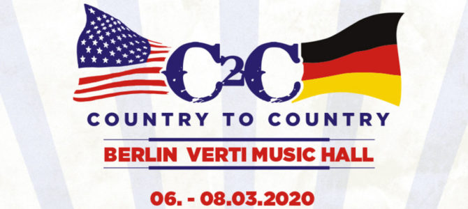 Country 2 Country 2020 in Berlin – A Preview