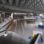 Frankfurt Airport during Covid-19