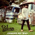 CJ Solar - Coming My Way EP