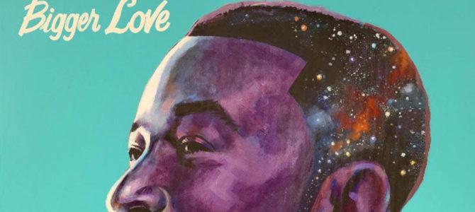 John Legend – Bigger Love