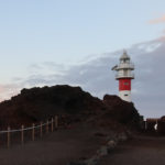 Punta Del Teno Lighthouse and TF-445 Road (Tenerife)