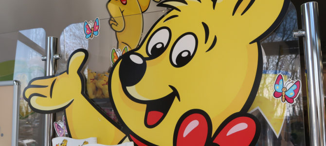 100 Years of Gold Bears and More – Haribo Shopping around Cologne