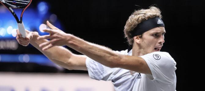 bett1HULKS Championship 2020: Alexander Zverev (GER) – John Millman (AUS) 6-0 3-6 6-3