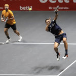 bett1HULKS Championship 2020: Sharan (IND) / Sandgren (USA) - Marach (AUT) / Pavic (CRO) 4-6 2-6