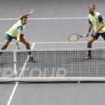 bett1HULKS Championship 2020: Krawietz / Mies (GER) - A. Zverev / M. Zverev (GER) 6-4 7-5