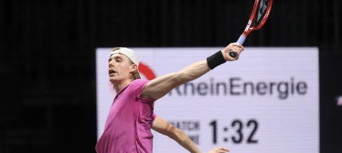 bett1HULKS Championship 2020: Gilles Simon (FRA) – Denis Shapovalov (RUS) 6-1 4-6 6-2