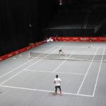 bett1HULKS Indoors 2020: Davidovich Fokina / Verdasco (ESP) - Masur / Molleker (GER) 3-6 6-1 10-8