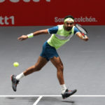 bett1HULKS Indoors 2020: Sharan (IND) / Withrow (USA) vs. Herbert / Mahut (FRA) 3-6 3-6