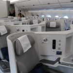 Finnair Airbus A350 Business Class from Helsinki to Dubai