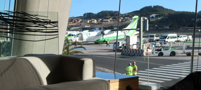 Tenerife North Airport (TFN) Review