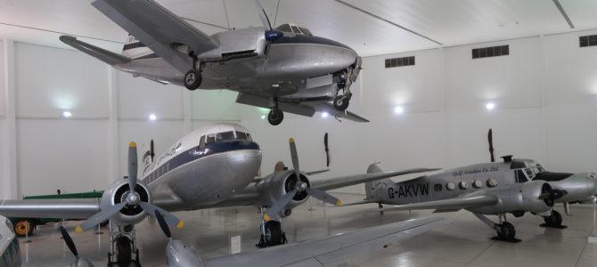 Sharjah Al Mahatta Historic Airport Museum