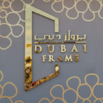 Visting the Dubai Frame