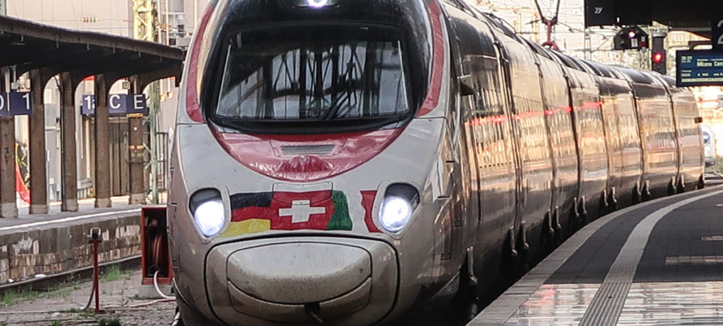 ECE 451 – The Non-Stop Train from Frankfurt To Milan