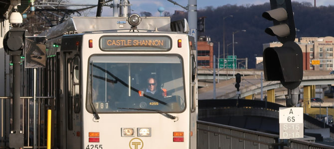 Pittsburgh Light Rail – It's (partially) for free!
