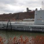 USS-481 Requin (museum ship)