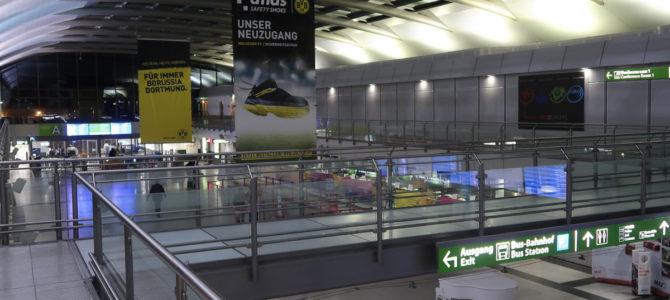 Flying Dortmund Airport (DTM)