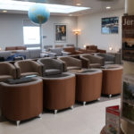 British Airways Lounge Jersey Airport
