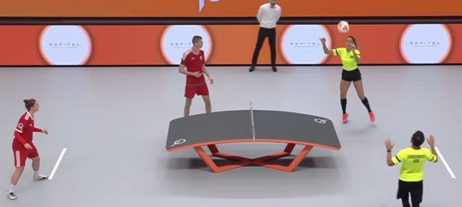 Some weird sports I discovered during Covid-19