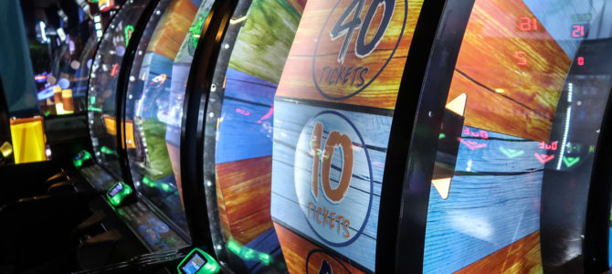 Dave & Buster's – Sports, Eating & a Video Game Arcade