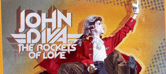 John Diva & The Rockets Of Love – American Amadeus