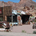 Nelson, Nevada - A Ghost Town