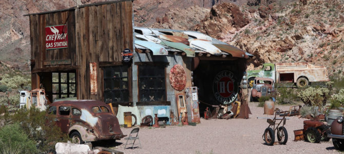 Nelson, Nevada – A Ghost Town