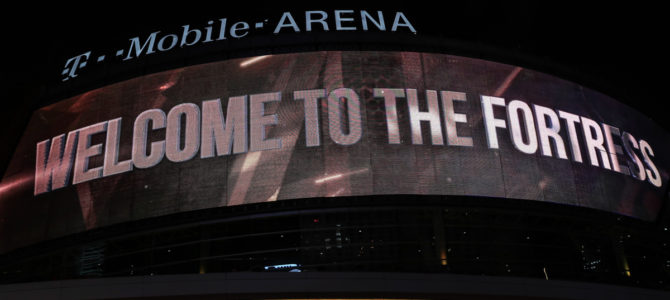 Visiting T-Mobile Arena Las Vegas (Vegas Golden Knights)