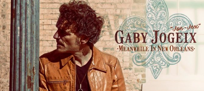 Gaby Jogeix – Meanwhile in New Orleans
