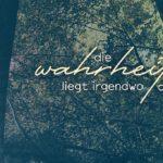 Diane Weigmann - Die Wahrheit liegt irgendwo dazwischen