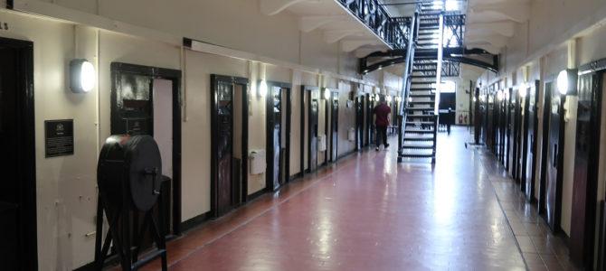 Crumlin Road Gaol Belfast
