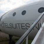 Vliegtuigsuite Teuge (NED) - Sleeping in an Ilyushin IL-18