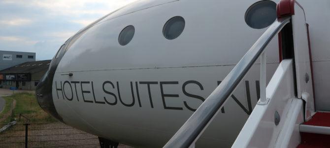 Vliegtuigsuite Teuge (NED) – Sleeping in an Ilyushin IL-18