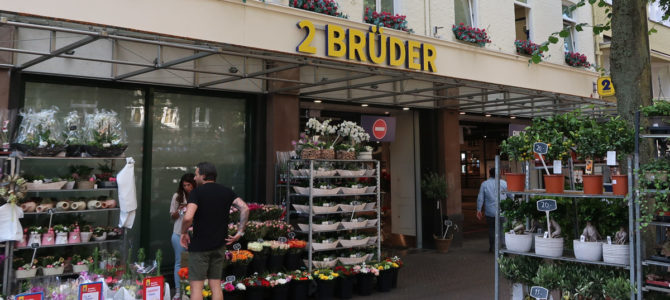 2 Brüder – The most German supermarket in the Netherlands