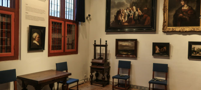 Rembrandt House Museum (Rembrandthuis), Amsterdam