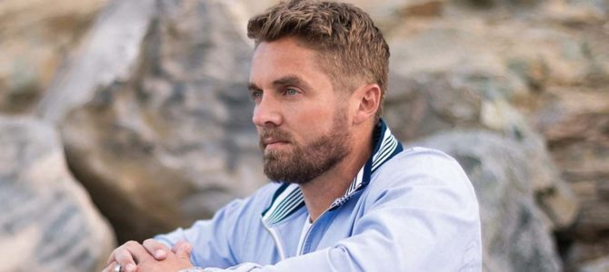 Brett Young – Weekends Look A Little Different These Days