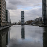 Walking in the London Docklands (Pictured Story)