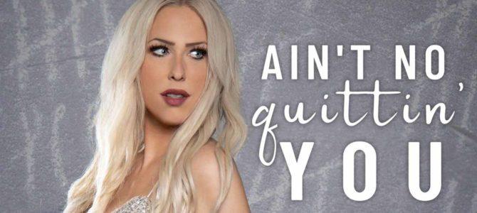 Alexis Taylor – Ain't No Quittin' You EP