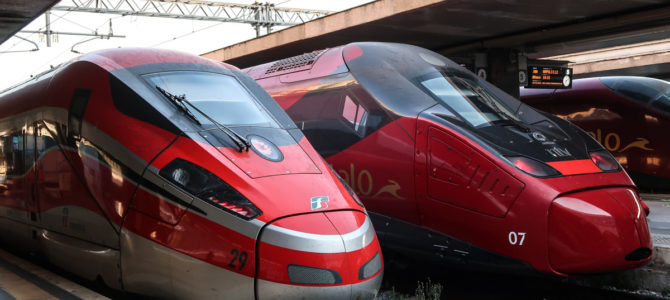 Four Countries, Four Trains – A Trip on Tracks (Day 2, 8th August 2020)