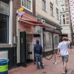 Vleminckx - The Best French Fries in Amsterdam?