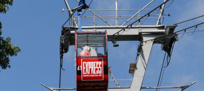 Rhine Cable Car (Kölner Seilbahn) Cologne