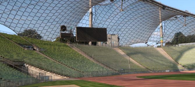 Munich Olympic Stadium Tour