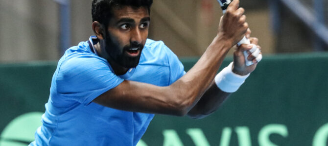 Davis Cup Finland vs. India: Finland in the lead after Day 1 Singles