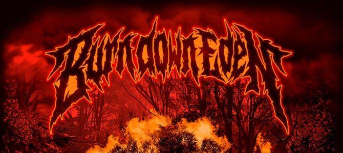 Burn Down Eden – Burn Down Eden