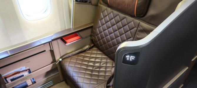 The Twelve Best Flights Of My Life (… so far)