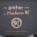 The train to Hogwarts? King's Cross, Platform 9 3/4 (Pictured Story)