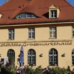 Gaststätte Grossmarkthalle Munich