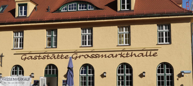 Gaststätte Grossmarkthalle – The Best Bavarian White Sausage in Munich